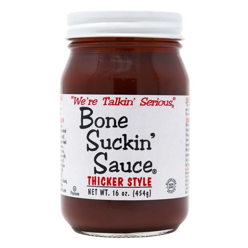 Thicker Style Bone Suckin' Sauce