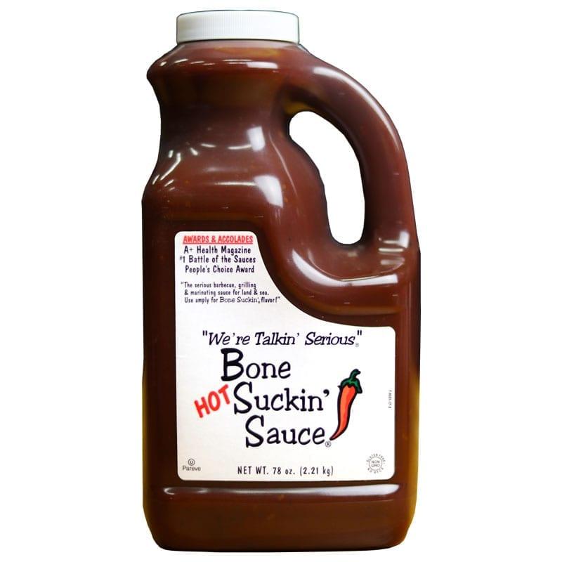 Bone Suckin' Sauce ®Hot 78 oz
