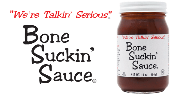 Bone Suckin' Sauce Official Logo