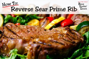 How To Reverse Sear Prime Rib